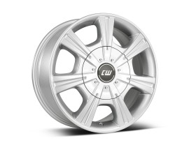 Borbet Commercial CH Crystal Silver Wheel