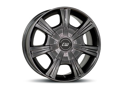 Borbet Commercial CH Mistral Anthracite Glossy Wheel