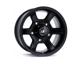 Borbet Commercial CW Black Matt Wheel