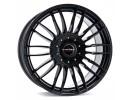 Borbet Commercial CW3 17-18 Black Glossy Felge