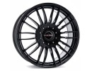 Borbet Commercial CW3 17-18 Black Glossy Wheel