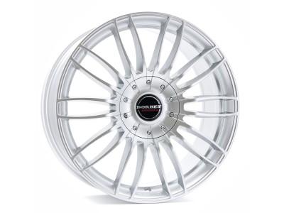Borbet Commercial CW3 17-18 Sterling Silver Felge
