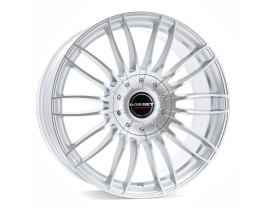 Borbet Commercial CW3 17-18 Sterling Silver Wheel