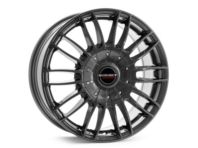 Borbet Commercial CW3 18 Janta Mistral Anthracite Glossy
