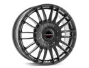 Borbet Commercial CW3 18 Mistral Anthracite Glossy Wheel