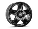 Borbet Commercial CWB Black Matt Wheel