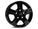 Borbet Commercial CWD Black Glossy Felge