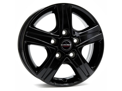 Borbet Commercial CWD Black Glossy Wheel