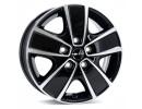 Borbet Commercial CWG Black Polished Wheel