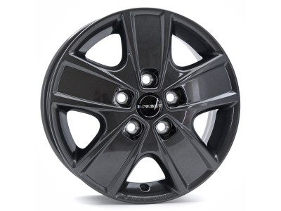 Borbet Commercial CWG Mistral Anthracite Glossy Wheel