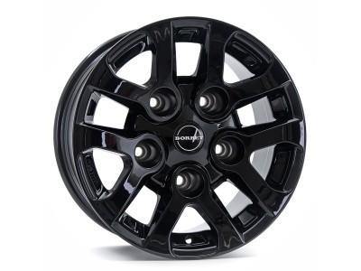 Borbet Commercial LD Black Glossy Felge