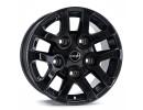 Borbet Commercial LD Black Glossy Wheel