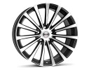 Borbet Premium BLX Black Polished Matt Wheel