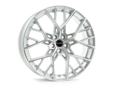 Borbet Premium BY Sterling Silver Wheel