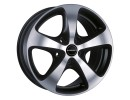 Borbet Premium CC Black Polished Wheel