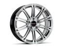 Borbet Premium CW1 Hyper Silver Wheel