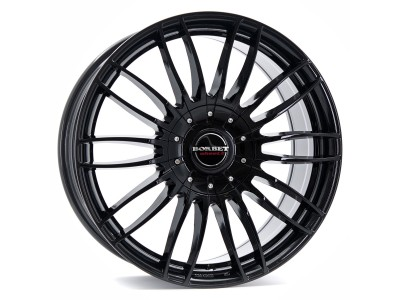 Borbet Premium CW3 Black Glossy Felge