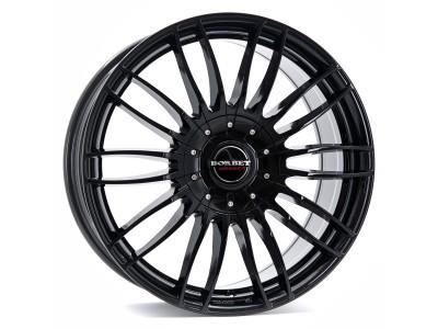 Borbet Premium CW3 Janta Black Glossy