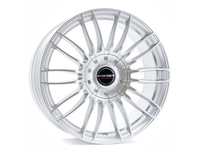 Borbet Premium CW3 Sterling Silver Wheel