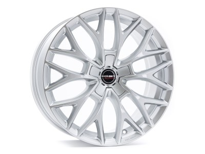 Borbet Premium DY Brilliant Silver Wheel