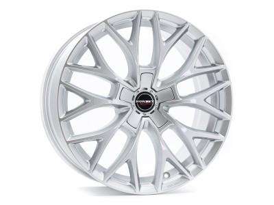 Borbet Premium DY Janta Brilliant Silver