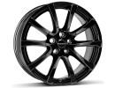 Borbet Premium LV5 Black Glossy Wheel