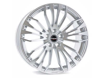 Borbet Premium RB Sterling Silver Wheel