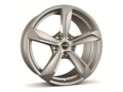 Borbet Premium S Brilliant Silver Wheel