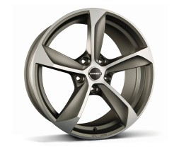 Borbet Premium S Graphite Polished Felge