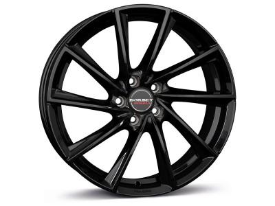 Borbet Premium VTX Black Glossy Wheel