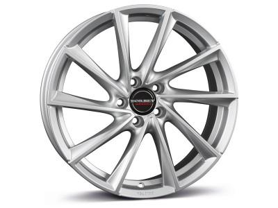 Borbet Premium VTX Brilliant Silver Wheel