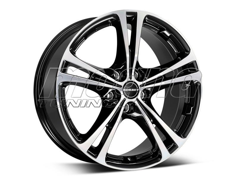 Borbet Premium XL Black Felge