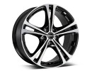 Borbet Premium XL Black Wheel
