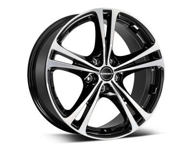 Borbet Premium XL Janta Black