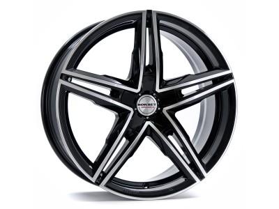 Borbet Premium XRS Black Polished Glossy Felge