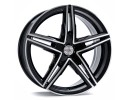 Borbet Premium XRS Black Polished Glossy Wheel