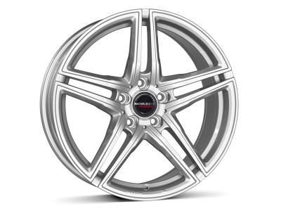 Borbet Premium XRT Brilliant Silver Wheel