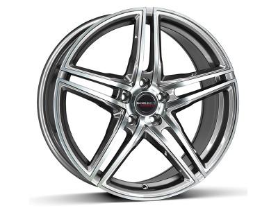 Borbet Premium XRT Graphite Polished Felge
