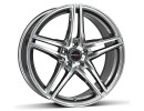 Borbet Premium XRT Graphite Polished Wheel