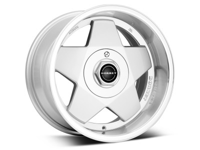 Borbet Sports A Silver Polished Wheel