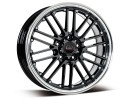 Borbet Sports CW2 Black Polished Wheel