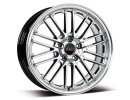 Borbet Sports CW2 Hyper Polished Felge