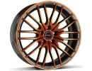 Borbet Sports CW4 Black Orange Wheel
