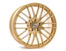 Borbet Sports CW4 Gold Matt Wheel