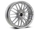 Borbet Sports CW4 Sterling Silver Felge