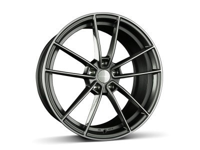 Borbet Sports FF1 Dark Titan Polished Wheel