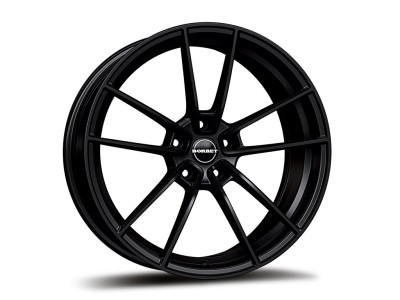 Borbet Sports FF1 Deep Black Matt Wheel