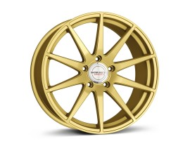 Borbet Sports GTX Gold Matt Felge