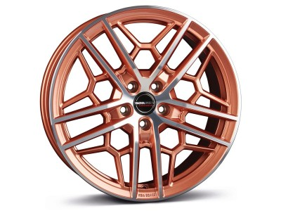 Borbet Sports GTY Copper Polished Glossy Wheel