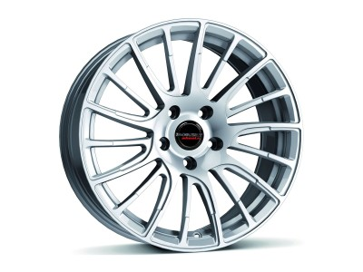 Borbet Sports LS2 Brilliant Silver Wheel